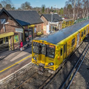Merseyrail - Urban transport around Liverpool