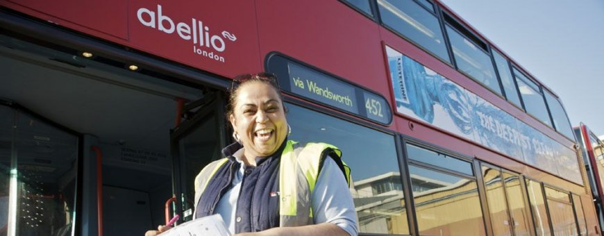 Bus Driver - Abellio London Bus