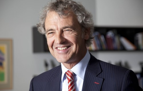 Roger van Boxtel appointed as CEO of NS, Dutch Railways