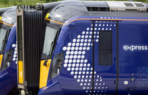 ScotRail Alliance makes history on the Edinburgh-Glasgow line