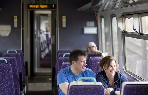 Customers have awarded ScotRail highest score ever