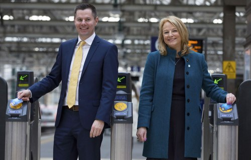 ScotRail Alliance Launch 'Summer of Smart' Campaign