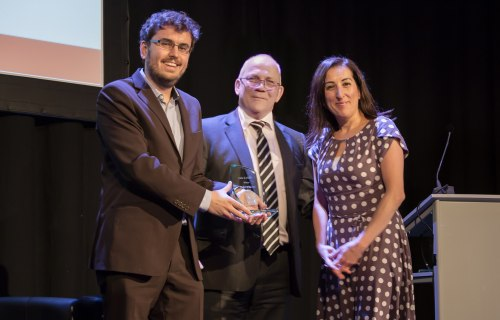 Abellio and Cubic Win at the SmartRail Europe Innovation Awards