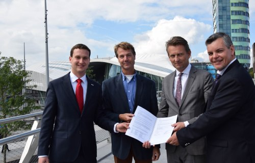 Abellio NRW signs precondition contract for the Netherlands