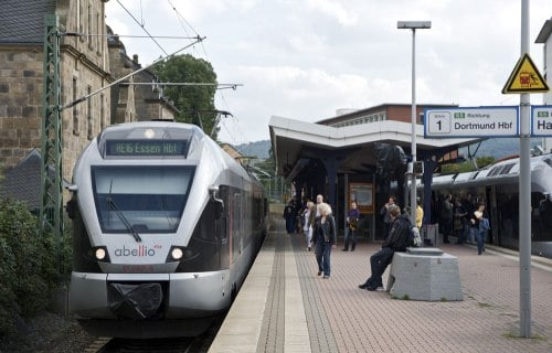 Abellio NRW second place in quality report