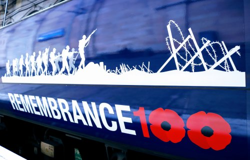 ScotRail Alliance marks 100-years of remembrance