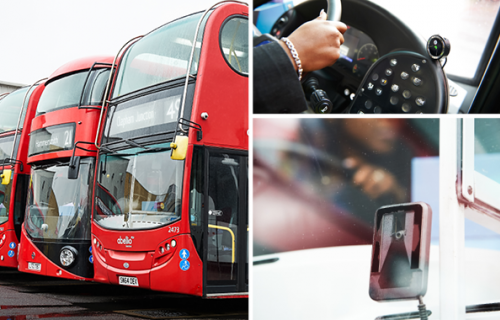 Abellio London launches Mobileye bus safety technology trial