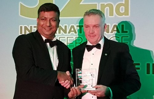 Greater Anglia's safety innovation recognised at international ideas awards