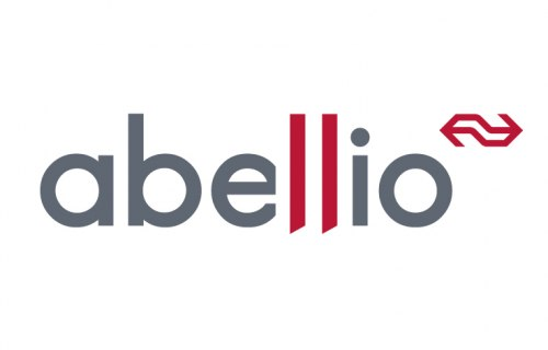 <p>Abellio logo on white background</p>