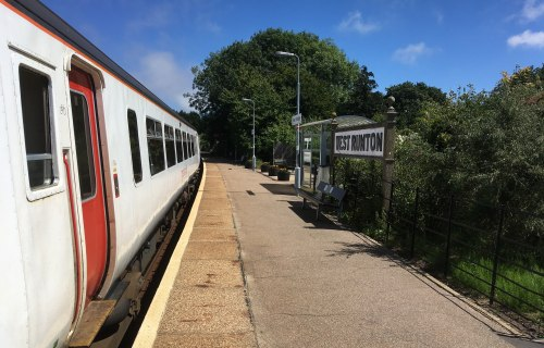 Greater Anglia invests more than £1m in improving stations - West Runton